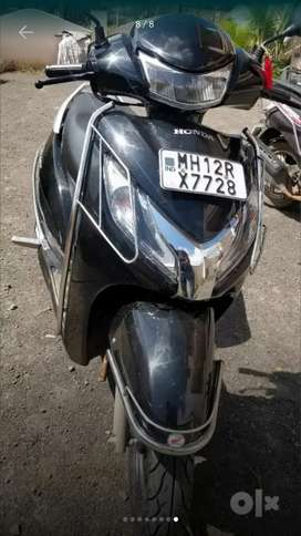 I want sell My Activa 125 Because i want buy bike