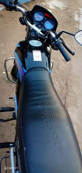 New bike  mujhe  selling Kar na h