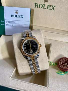 Female Rolex Watches.