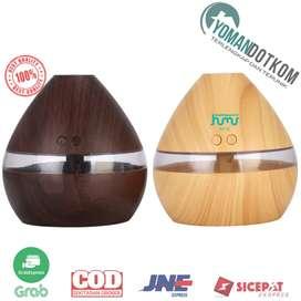 Humi H218 Aromatherapy Air Humidifier Wood 300ml