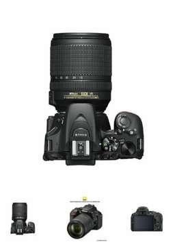 Nikon camera for rent