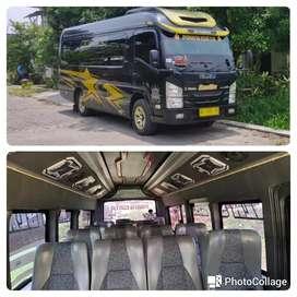 Rental elf, bus medium ac, big bus