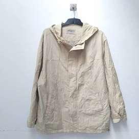 Jaket Gunung Cream fit XL