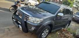 Fortuner G matic disel