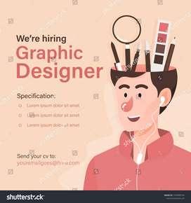 Need Graphic cum Product designer Urgent Basis