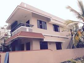 New house first floor for rent, 500 meters from  kannaghat  new bridge