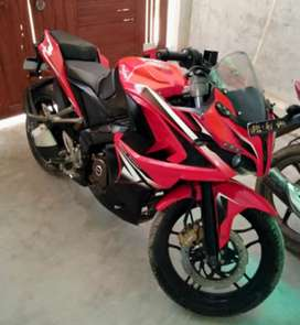 Pulsar RS 200 Awsome Condition Fully In condition