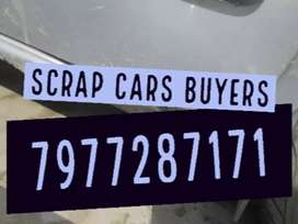 WE BUY SCRAP CARS IN BEST PRICE