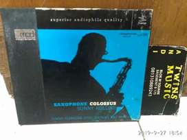 Sale Cd Saxophone Colossus Sonny Rollins