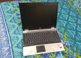 Hp core to dou laptop for sell 250 GB hard 4Gb Ram