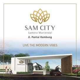 DIJUAL PERUMAHAN SAM CITY MARENDAL SoFT LAUNCHING