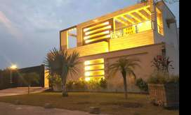 Brand new house DHA phase.6 out class  location near market and LGU