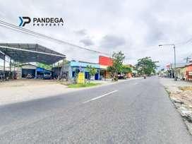 Jual Tanah 2704m2 Cocok Usaha, Gudang di Jl Imogiri Barat Km.7,5
