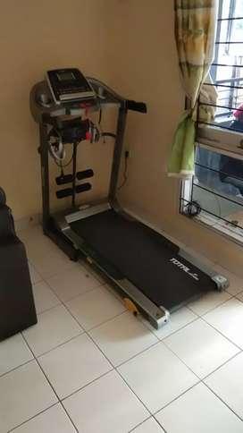 Mesin 2 hp Treadmill elektrik TL 288