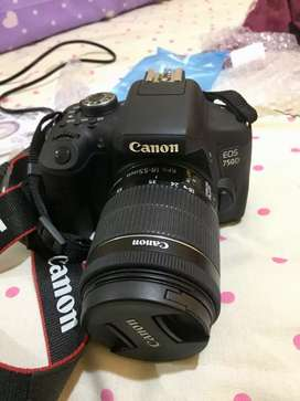 Canon 750d made in japan