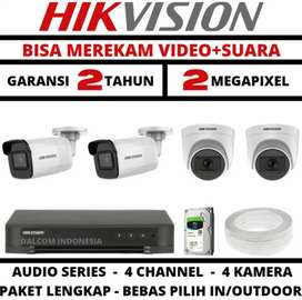 Paket CCTV Berkualitas