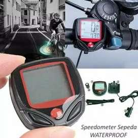 QR Spedometer Sepeda Digital