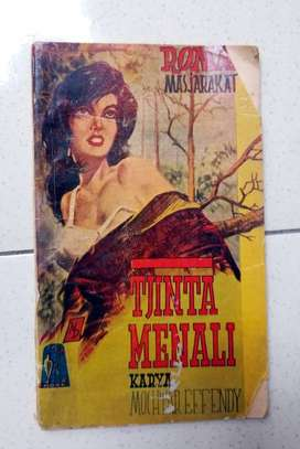 Novel Jadul Indonesia Karya Mochtar Effendy