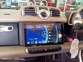 Headunit Android 7 9 10 Inch Garansi Resmi [FM Audio]