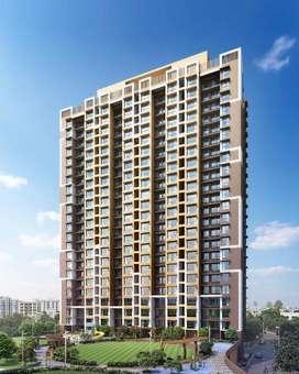 Smart 1 BHK Flats for Sale in Chandak Nishchay - Borivali (East)