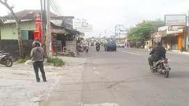 Tanah pinggir jalan raya rajem maguwoharjo sangat premium
