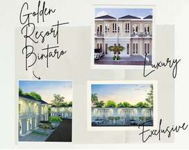 Cluster 2 lantai minimalis di kawasan CBD Bintaro harga perdana