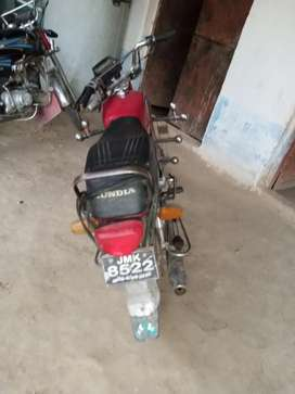 Dhoom 78cc  motercycle 2013 model