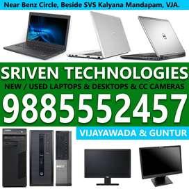new desktops - sriven technologies BENZ CIRCLE vijayawada