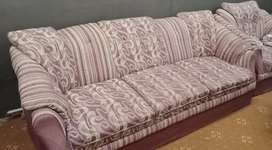 7 seater sofas in good condition