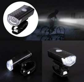 lampu sepeda depan charge 76utf