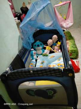 Di jual box bayi