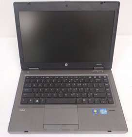 HP ProBook 6470B  Intel Core i5-3rd Generation  4GB RAM 320GB HDD