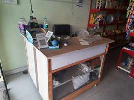 Commercial Counter