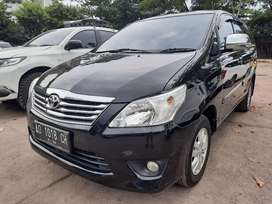Toyota Kijang Innova G 2013 AD Kota lihat suka,crv/pajero/panther/hrv