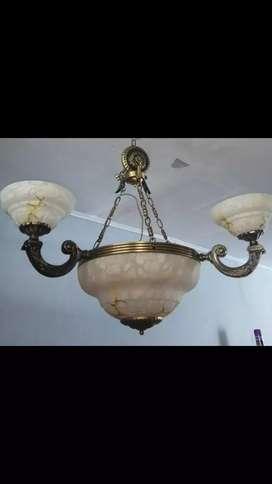 Lampu gantung hias (nego)