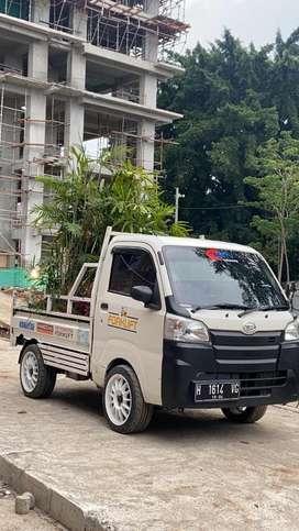 Daihatsu Himax pick up AC-PS TH 2016 siap kerja langka jarang ada