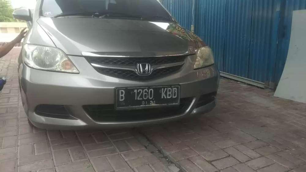 Honda City VTECH th.2005 Faceclift ORS..manual  Bekasi Kota #3
