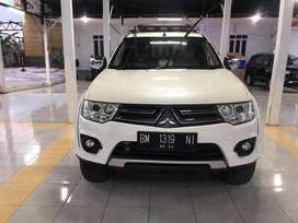 Pajero sport exceed AT 2013