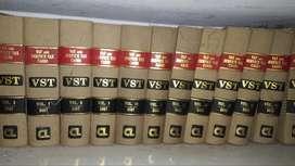 old Sales Tax/VAT books