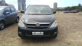 Toyota Innova 2.0 VX 7 STR BS-IV, 2007, Diesel