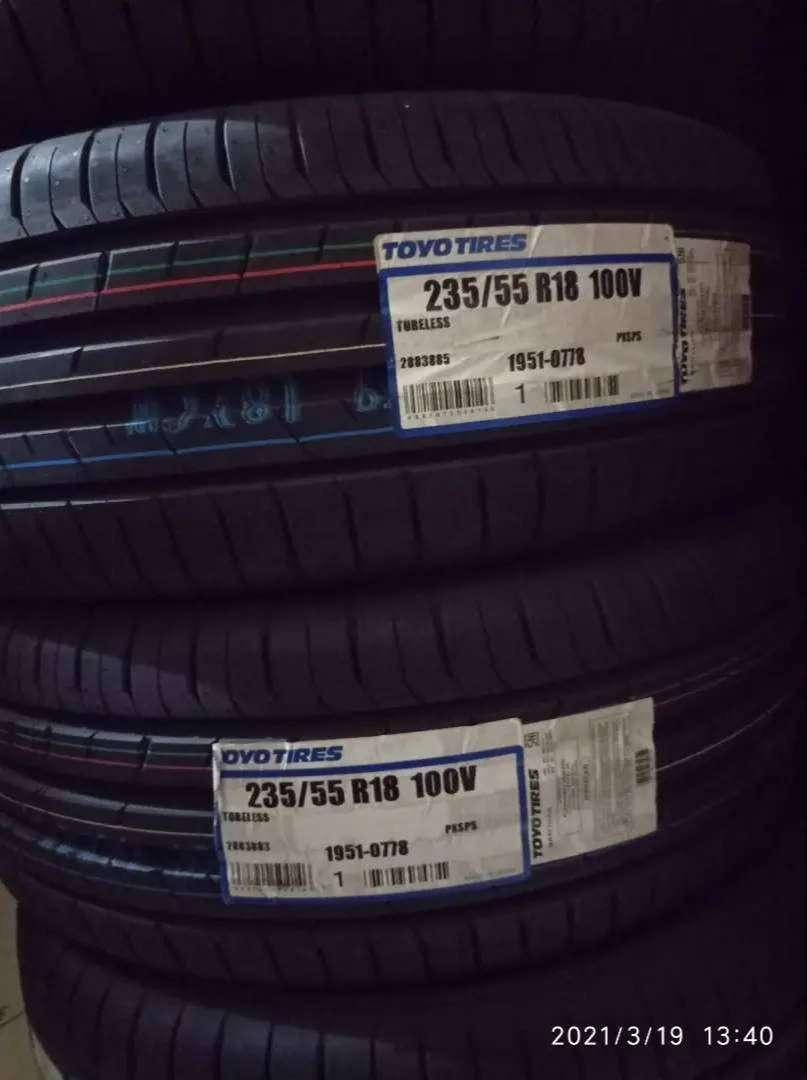 Ban Toyo Proxes SP SUV 235/55 R18 Bisa cicil tanpa kartu kredit