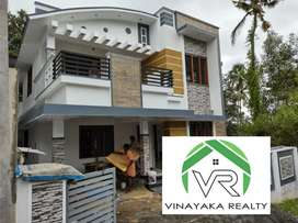 1850sqft 4 bhk House on 4.25 cent Edachira Kakkanad. Near Infopark.78L
