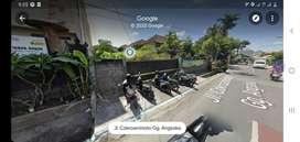 Jual tanah cocok gudang lokasi cargo gatsu barat Denpasar bali