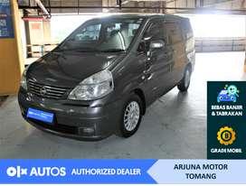 [OLX Autos] Nissan Serena 2009 2.0 Autech A/T Abu-abu #Arjuna Tomang