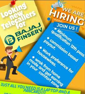 Female Telecaling job opportunities