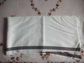Men's woollen shawl