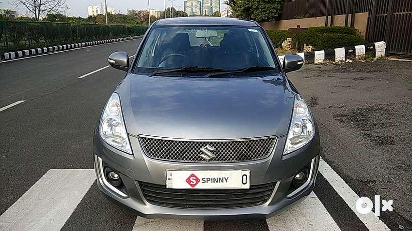Maruti Suzuki Swift VDi, 2015, Diesel 0