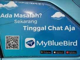 Lowongan driver, supir, sopir taxi Bluebird