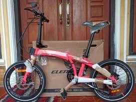 Sepeda lipat element ecosmo z8 2020