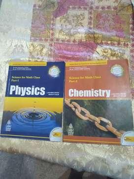 Physics and Chemistry 9 class Lakhmir Singh